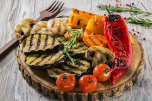 Eat vegetables to prevent cancer!