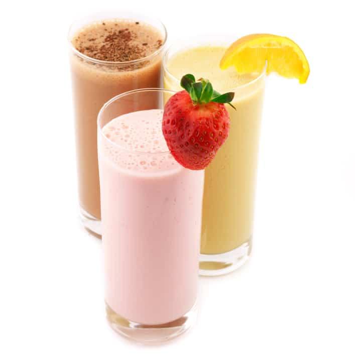 Молочный коктейль Fitness - Drink Диеты