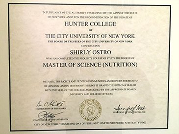 Masters in Clinical Nutrition Degree, Shirly Gilad, founder of Integrative Hypnotherapy Boca Raton