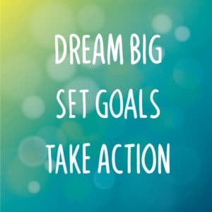 smart goal setting is a way to make resolutions work