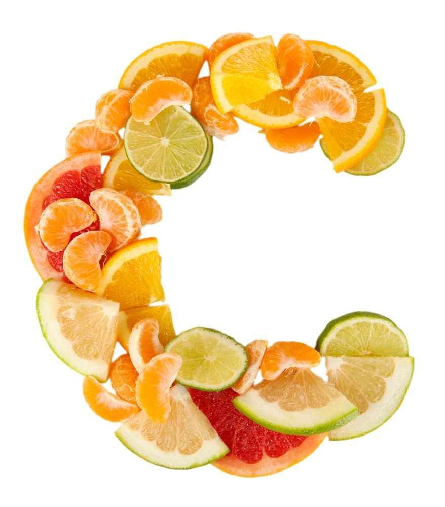 cutted lemons, oranges, limes in the shape of the letter c, how to boost your immune system