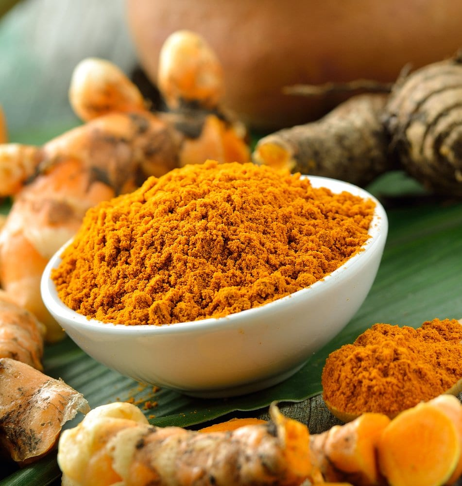 a small bowl with curcumin, how to boost your immune system