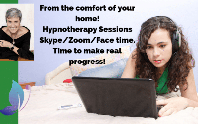 Hypnotherapy Sessions Online Using Zoom, Skype or Face-time