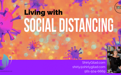 Social Distancing: Coping With Separation