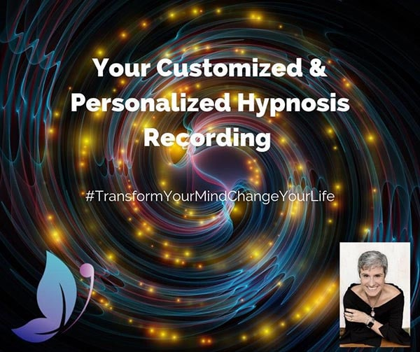 customized hypnosis recording by shirly gilad