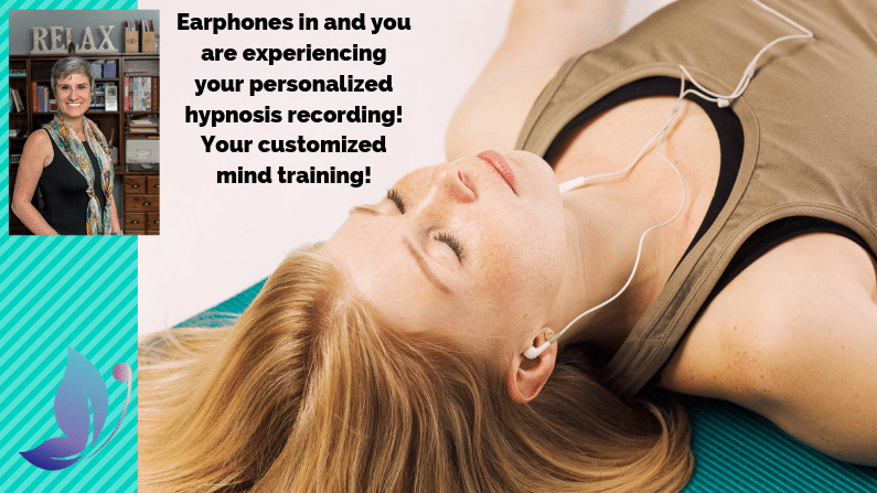 A Personalized Hypnosis Recording For Your Transformation